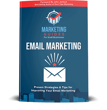 Marketing Guides for Small Businesses Email Marketing eBook.