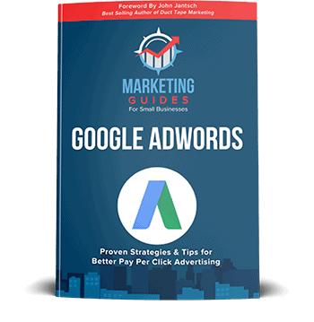 Marketing Guides for Small Businesses Google Adwords book.