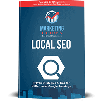 Marketing Guides for Small Businesses Local SEO book.