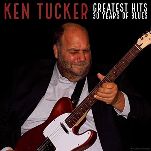 Ken Tucker other books, Greatest Hits 30 Years of Blues.
