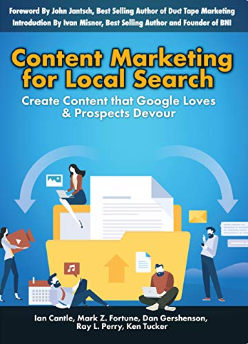 Content Marketing for Local Search eBook.