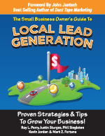 The Small Business Owner's Guides to Local Lead Generation eBook.